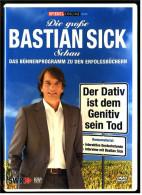 DVD  -  Die Große BASTIAN SICK Schau  -  Der Dativ Ist Dem Genitiv Sein Tod! - Comedy