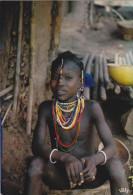 AFRIQUE,Sénégal ,ex Colonie Française,coupeur De Bois,enfant à Collier,metier,vaillant,c Ourageux - Sénégal