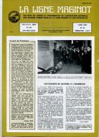 Bulletin De Liaison Des Anciens Combattants De La Ligne Maginot N° 26 Avril 1983 - History