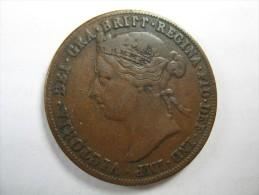 East Africa Protectorate 1 Pice 1898  Queen VICTORIA  AVERAGE GRADE AND RARE  LOT 12 NUM 8 - Colonie Britannique