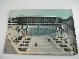 Esposizione  Universale E Internazionale Di Bruxelles 1958  U.s.a. General  View  Belgio - Esposizioni