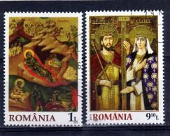 ++ RUMANIA / ROMANIA / ROEMENIE Año 2013  Pascua   Usado - 1948-.... Repúblicas