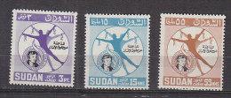 PGL AR0801 - SOUDAN Yv N°168/70 ** - Soudan (1954-...)