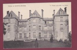 36 - 200414 - Château De SAINTE SEVERE - - France