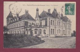 36 - 200414 - SAINT PIERRE DE LAMPS - Le Château - - Autres Communes