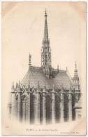 75 - PARIS 1 - La Sainte-Chapelle - ND 109 - Eglises