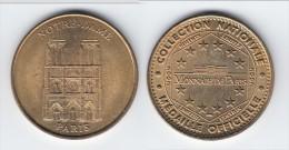 **** 75004 - NOTRE-DAME DE PARIS - CATHEDRALE 2002 - MONNAIE DE PARIS **** EN ACHAT IMMEDIAT !!! - Monnaie De Paris