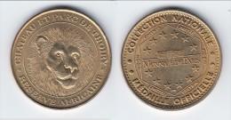 **** 78 - CHATEAU ET PARC DE THOIRY - RESERVE AFRICAINE 2002 - MONNAIE DE PARIS **** EN ACHAT IMMEDIAT !!! - Monnaie De Paris