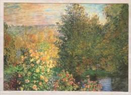 Claude Monet , 1840 - 1926 , Gartenecke In Montgeron , Ausschnitt , Staatliche Eremitage , St. Petersburg - Pittura & Quadri