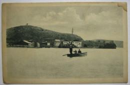 OHRID - Buduca Banja Gorca - Boat. Macedonia M03/01 - Macédoine