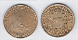 **** 13 - NOTRE DAME DE LA GARDE - MARSEILLE 2002 - MONNAIE DE PARIS **** EN ACHAT IMMEDIAT !!! - Monnaie De Paris