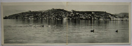 OHRID - Panorama - Duble Postcard. Macedonia M03/29 - Macedonia