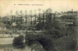 CERCY LA TOUR - NIEVRE  (58) - CPA 1914. - France