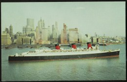 """""""R M S Queen Mary"""",  C1950. - Piroscafi"""