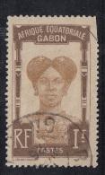 """GABON  Série Légende """"Afrique Equatoriale Française""""   N°63 - Gabon (1886-1936)"""