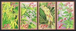 FIJI. 2005 PERFUMED FLOWERS SET MNH. - Fiji (1970-...)
