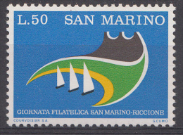 Saint-Marin Mi.nr.:1069 Philatelie-tag 1974 Neuf Sans Charniere / Mnh / Postfris - Neufs