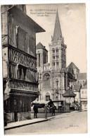 CP, 14, LISIEUX, Vieux Logis Du Pharmacien, Grande Rue, Vierge - Lisieux