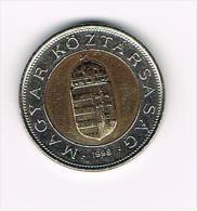 ° HONGARIJE  100 FORINT  1998 - Hungary