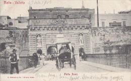Malte / Malta / Valetta /Porta Reale / Précurseur  / Postal Mark 1903 - Malta
