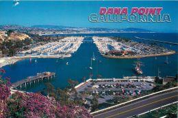 Dana Point, California CA, United States USA US Postcard Used Posted To UK 2006 Stamp - Etats-Unis