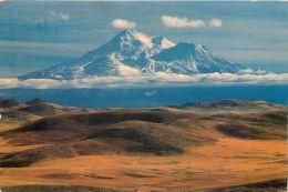 Mt Shasta, California CA, United States USA US Postcard Used Posted To UK 1993 Stamp - Etats-Unis