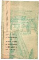 LE HAVRE INSTITUTION SAINT JOSEPH BULLETIN DE L'ASSOCIATION MAI 1956 - Documents Historiques