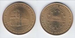 **** LES SAINTES-MARIES DE LA MER - L'EGLISE FORTIFIEE 1999 - MONNAIE DE PARIS **** EN ACHAT IMMEDIAT !!! - Monnaie De Paris