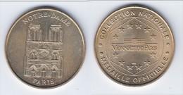 **** 75004 - NOTRE-DAME PARIS 1999 - MONNAIE DE PARIS **** EN ACHAT IMMEDIAT !!! - Monnaie De Paris
