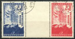 France (1942) N 565 à 566a (o) - Usati