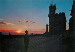 Palazzo, San Marino Postcard - San Marino