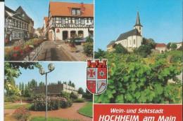HOCHHEIM AM MAIN WEIN UND SEKTSADT - Hochheim A. Main
