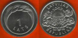 """Latvia 1 Lats 2009 Km#101 """"Namejs Ring"""" UNC - Latvia"""