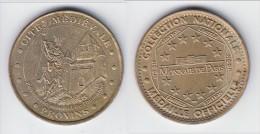 **** 77 - CITE MEDIEVALE PROVINS 2002 - MONNAIE DE PARIS **** EN ACHAT IMMEDIAT !!! - Monnaie De Paris