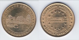 **** VILLAGE DES BORIES - GORDES 2002 - MONNAIE DE PARIS **** EN ACHAT IMMEDIAT !!! - Monnaie De Paris