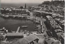 SAINT TROPEZ - Le Port - Vue Aérienne - Saint-Tropez