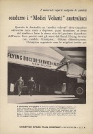 # CHAMPION SPARK PLUG 1950s  FLYING DOCTORS AUSTRALIA, Italy Advert Pub Reklame Bujìas Candele Zundkerze Bougie - Advertisements