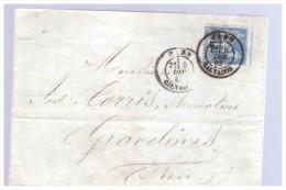 Gravelines Lettre De  Mr Torris   Armateur à Gravelines   Envoyee Du Calvados Dunkerque    4 Decembre  1882 - France