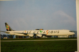 AIR  D EVASIONS   DC 8 73   F GORM - 1946-....: Moderne