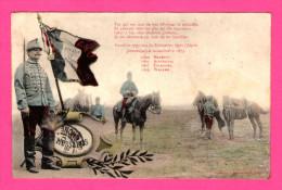 11e Hussards - Toi Qui Sus Tant De Fois ..... Au Nom De Tes Batailles - Formé En 1793 Avec Les Cuirassiers Légers - Reggimenti