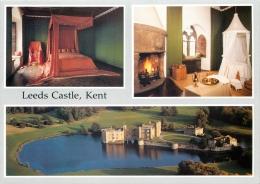Leeds Castle, Kent, England Postcard - England