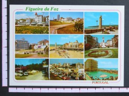 RAINHA DAS PRAIAS - FIGUEIRA DA FOZ - 2 Scans (Nº06306) - Coimbra