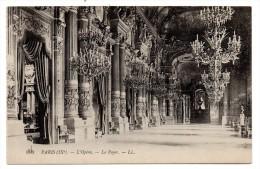 CP, 75, PARIS, L'Opéra, Le Foyer, Ecrite En 1915 - Other Monuments