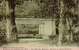 Cpa 66 AMELIE-les-BAINS   Les Thermes Romains   Buvette Du Grand Monjolet  , Peu Courante , Dos Vierge - France