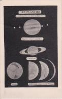 CPA Les Planètes à La Lunette De 160 Millimètres (3348) - Astronomie