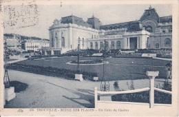 CPA Trouville - Reine Des Plages - Un Coin Du Casino - 1928 (3359) - Trouville
