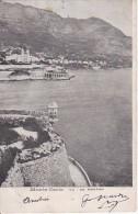 CPA Monte Carlo - Vu De Monaco (3364) - Monte-Carlo