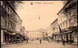 CHARLEROI Ca 1910 Entrée De La Ville. Carte Edit. Ern.Thill - Serie 6 # 24 - Charleroi