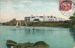 Egypte ,   ASSOUAN  -   Cataract   Hotel  En 1909 - Aswan