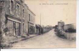 Erquy La Route De Pleneuf - Erquy